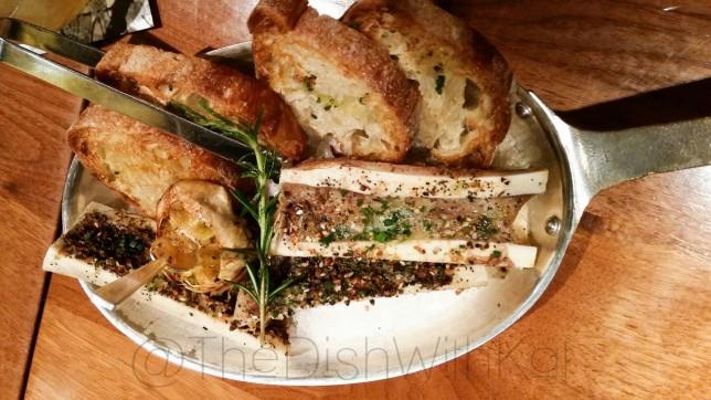 Wood Oven-Roasted Bone Marrow