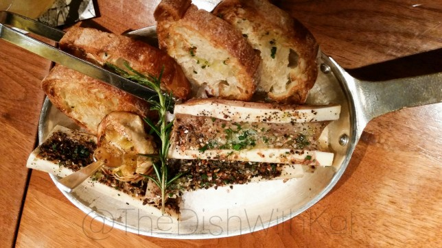 Wood Oven-Roasted Bone Marrow