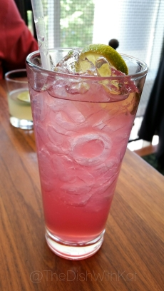 Hibiscus Scratch Soda