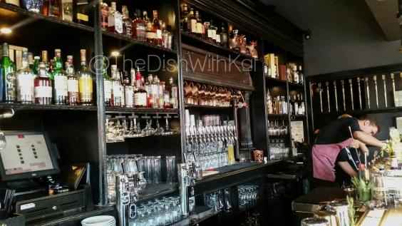 Chaplin's kick-ass bar