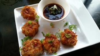 Chicken & Shrimp Shumai