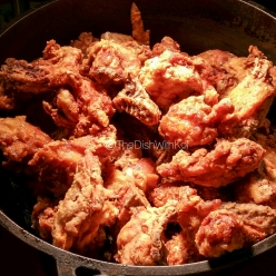 The Honey Pot Fried Chicken is to die for!